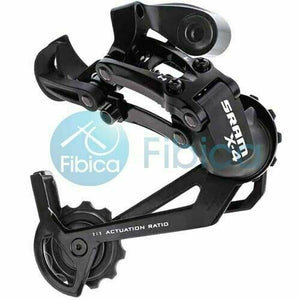 New SRAM X4 SX4 Mountain Rear Derailleur 7/8/9-speed Long Medium Cage