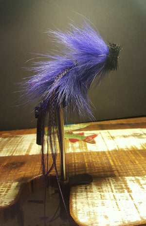 MUSKY FLIES articulated 5/0 hooks muskies muskie PROVEN fly fishing