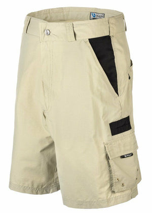 Mojo Super Tec Technical Fishing Shorts- Save 50%--Pick Color-Free Ship