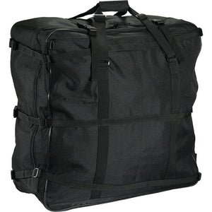 S&S Backpack Travel Case Black
