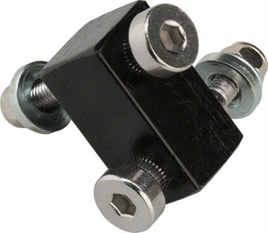 Adams Trail A Bike Standard Block and Bolts for Hitch
