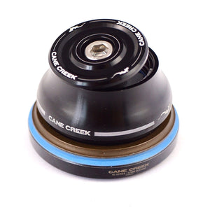 Cane Creek Tapered 40 Is42/28.6 Is52/40 Tall Cover Integrated Headset Black