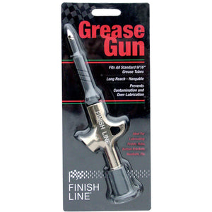 FINISH LINE BICYCLE BIKE GREASE GUN FITS STANDARD 9/16