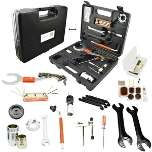 Lumintrail Bike Repair Tool Kit 26 Pieces Multi-functional Bicycle Tools