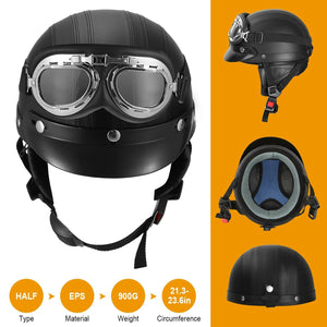 MTB Helmet Ultralight Mountain Bike Road Bicycle  Safe Helmet Breathable Goggles