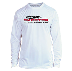 Skeeter Boats Long Sleeve Microfiber UPF Fishing Shirt