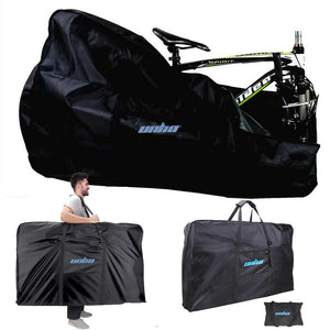 26in Outdoor Bike Bicycle Carry Bag Case For Car Train Air Plane Shipping Travel