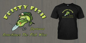 Feisty Fish Sportswear Brand -