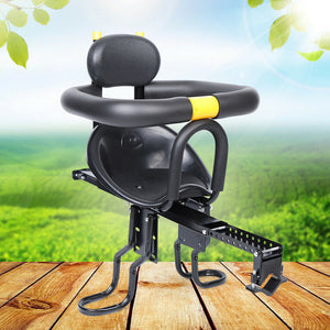 Bicycle Child Safety Font-Mounted Seat Electric car/ Mountain bike Baby Seat