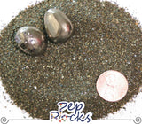 Pyrite - Medium mineral sand particles