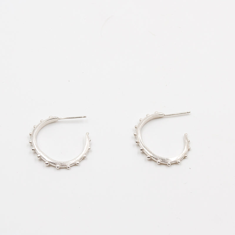 Janis Hoop Earrings