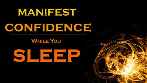 Manifest CONFIDENCE Sleep Meditation~ Confidence while you SLEEP