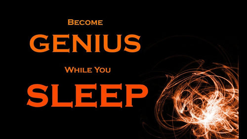 Become GENIUS Sleep Meditation ~ Develop the Genius Mindset