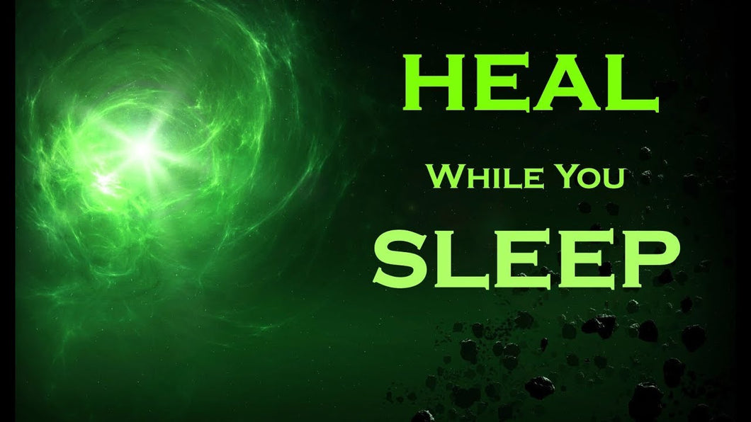 healing sleep meditation