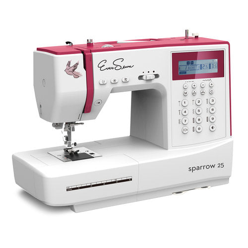 EverSewn Sparrow Sewing Machine Review