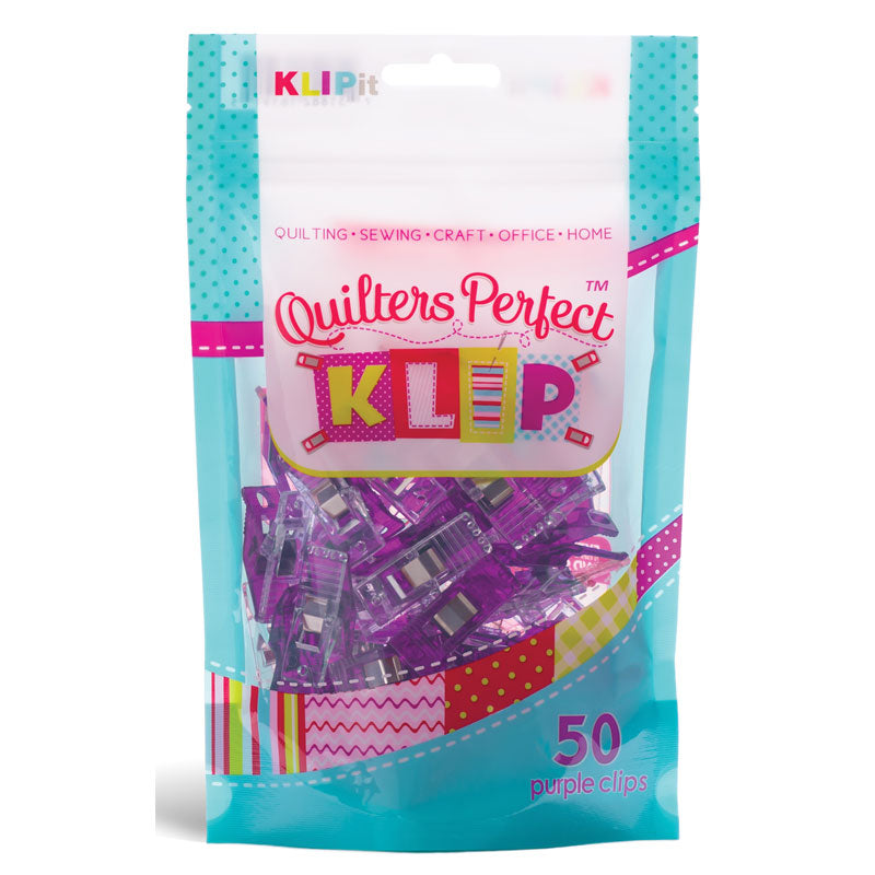 Perfect Klip 50ct Purple