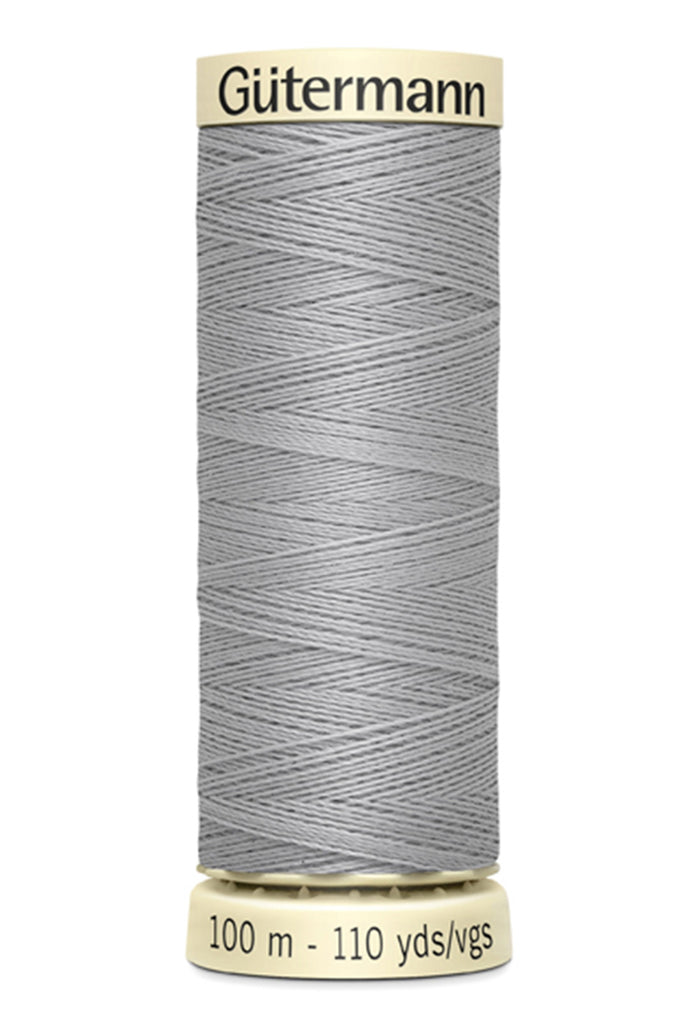 Gutermann Sew-All Polyester Thread 100m - Mist Grey 102