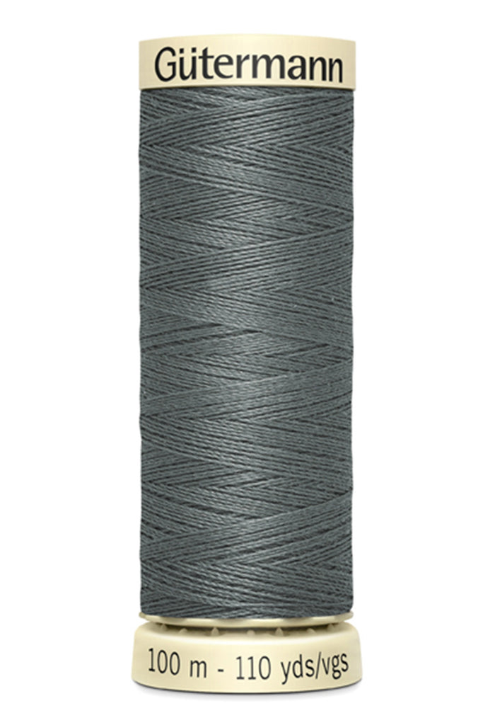 Gutermann Sew-All Polyester Thread 100m - Rail Grey 115