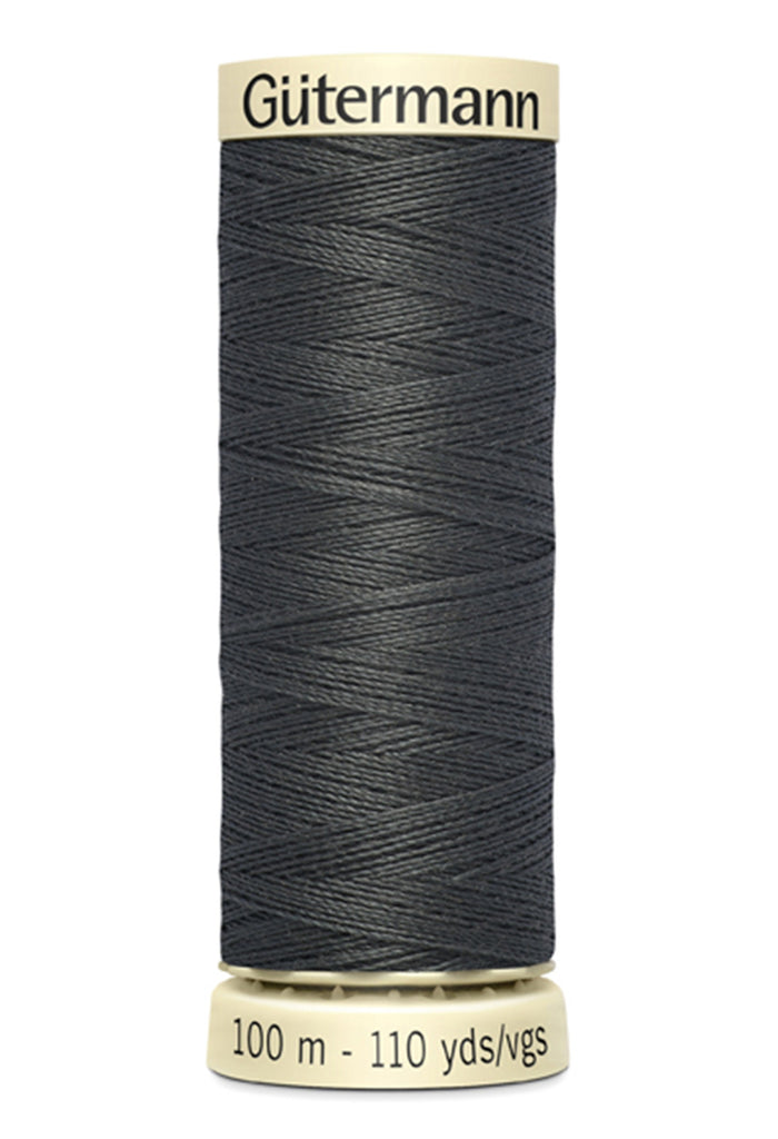 Gutermann Sew-All Polyester Thread 100m - Charcoal 125