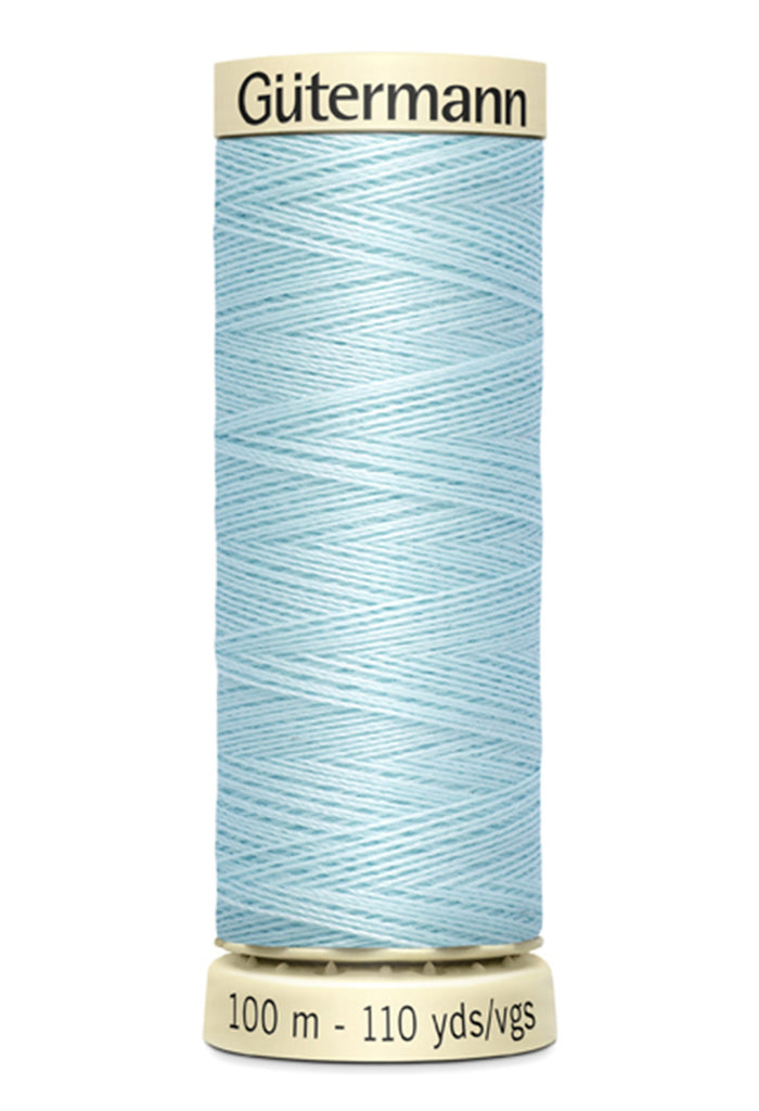 Gutermann Sew-All Polyester Thread 100m - Light Blue 203