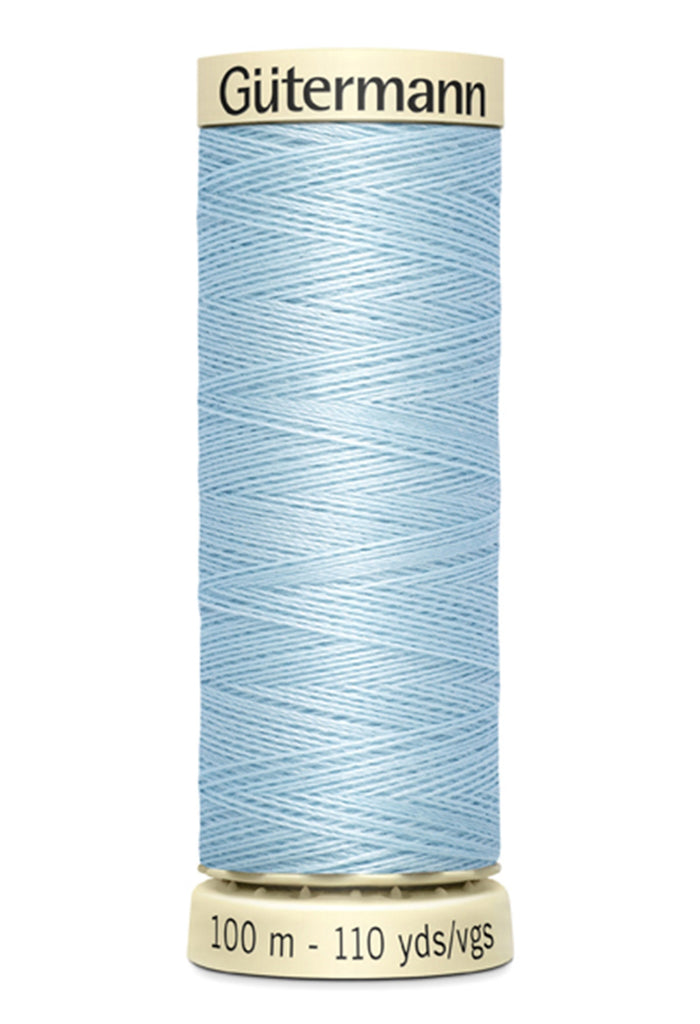 Gutermann Sew-All Polyester Thread 100m - Echo Blue 207