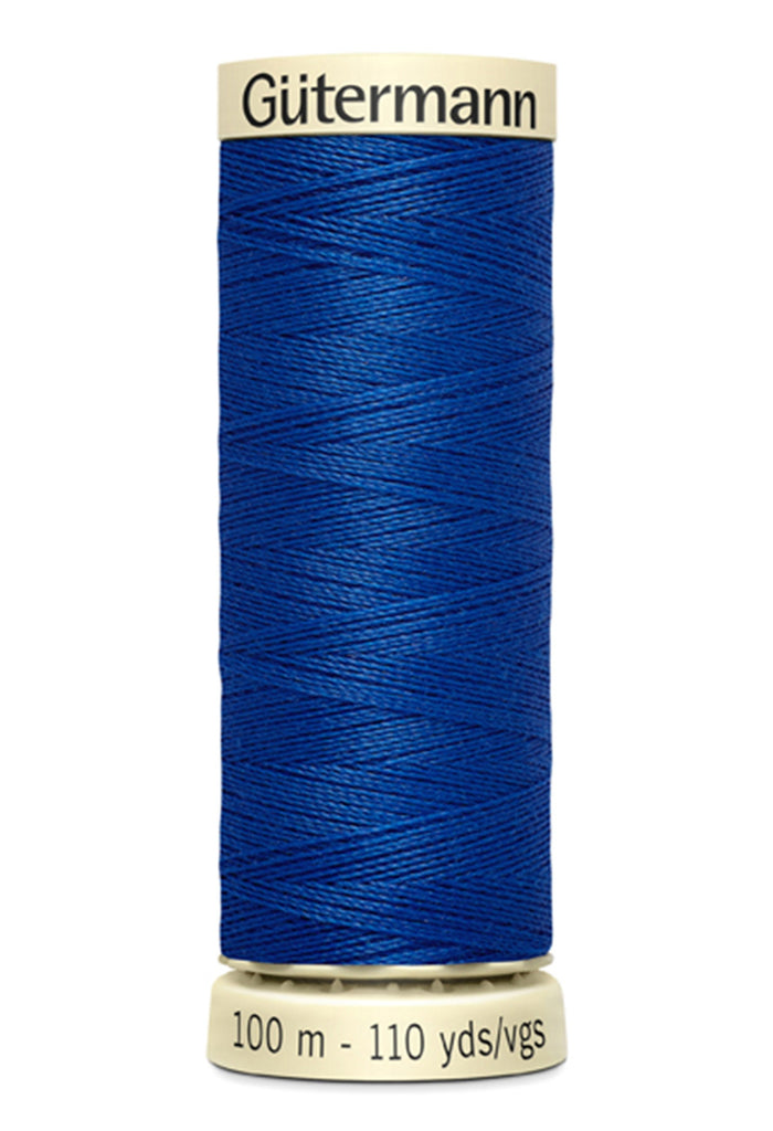 Gutermann Sew-All Polyester Thread 100m - Dark Blue 252