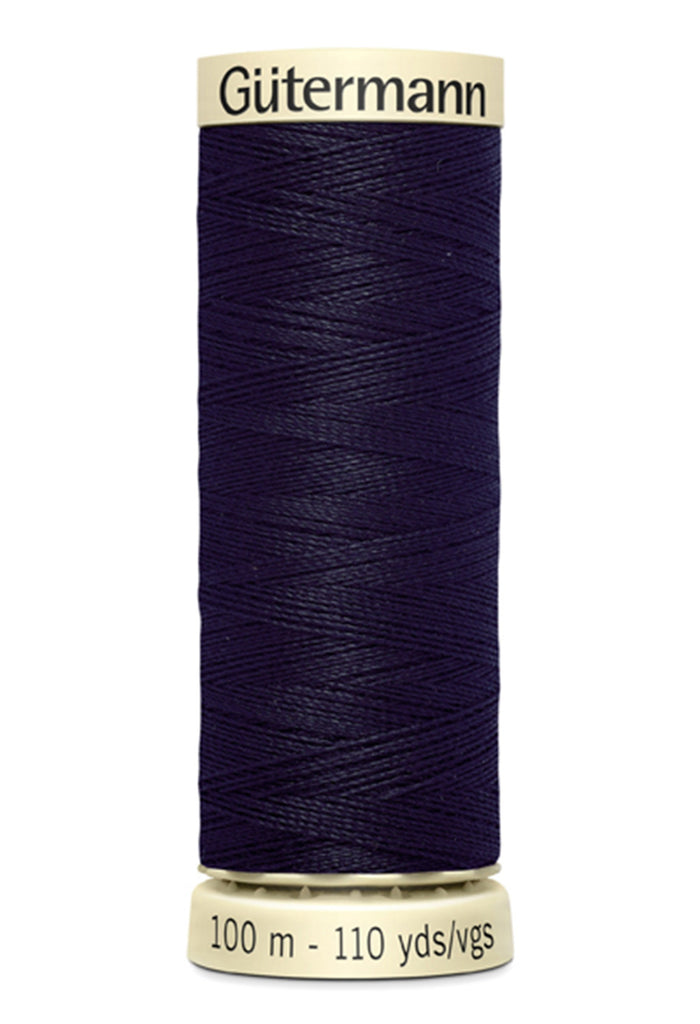 Gutermann Sew-All Polyester Thread 100m - Charcoal Navy 280