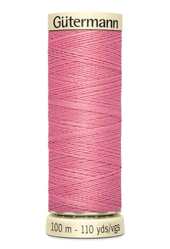 Gutermann Sew-All Polyester Thread 100m - Coral Rose 321