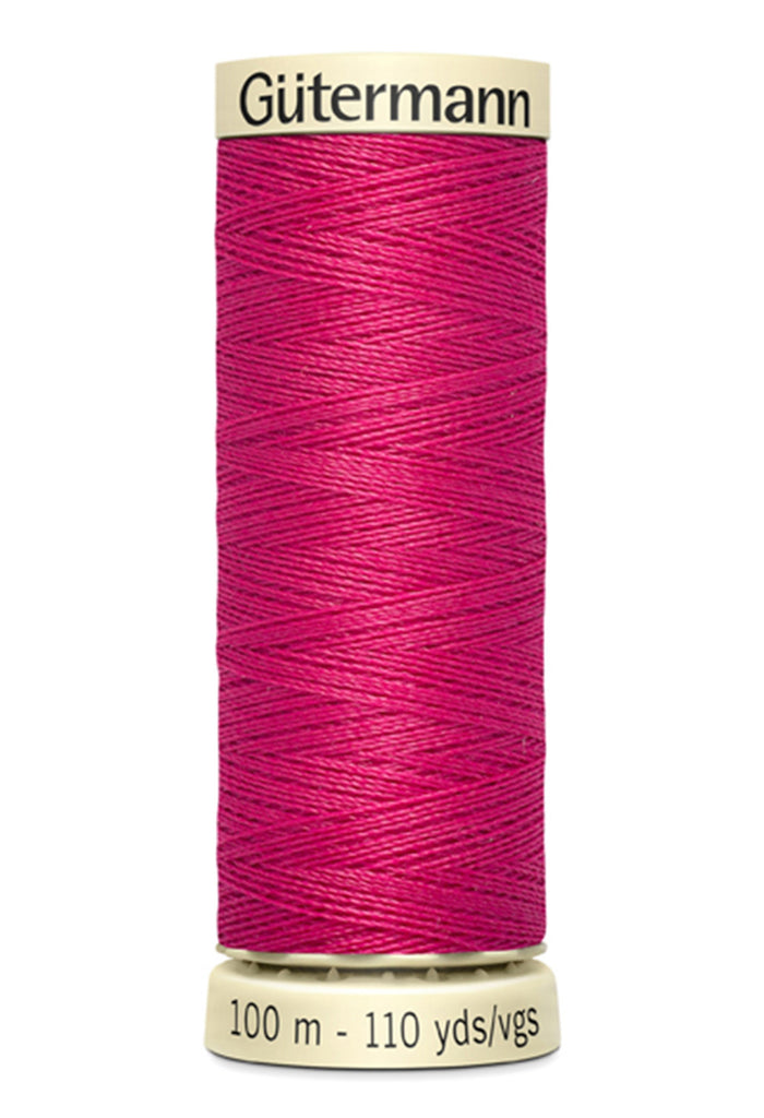 Gutermann Sew-All Polyester Thread 100m - Raspberry 345
