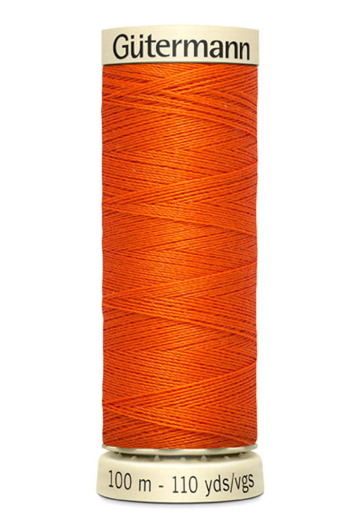 Gutermann Sew-All Polyester Thread 100m - Orange 470