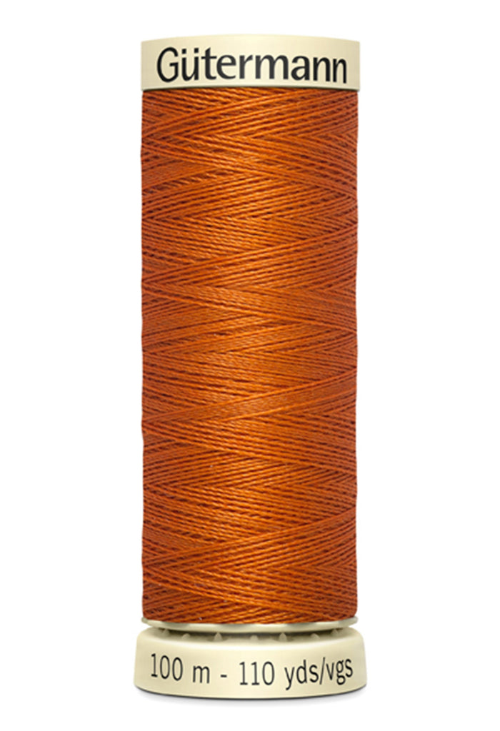 Gutermann Sew-All Polyester Thread 100m - Curry 474
