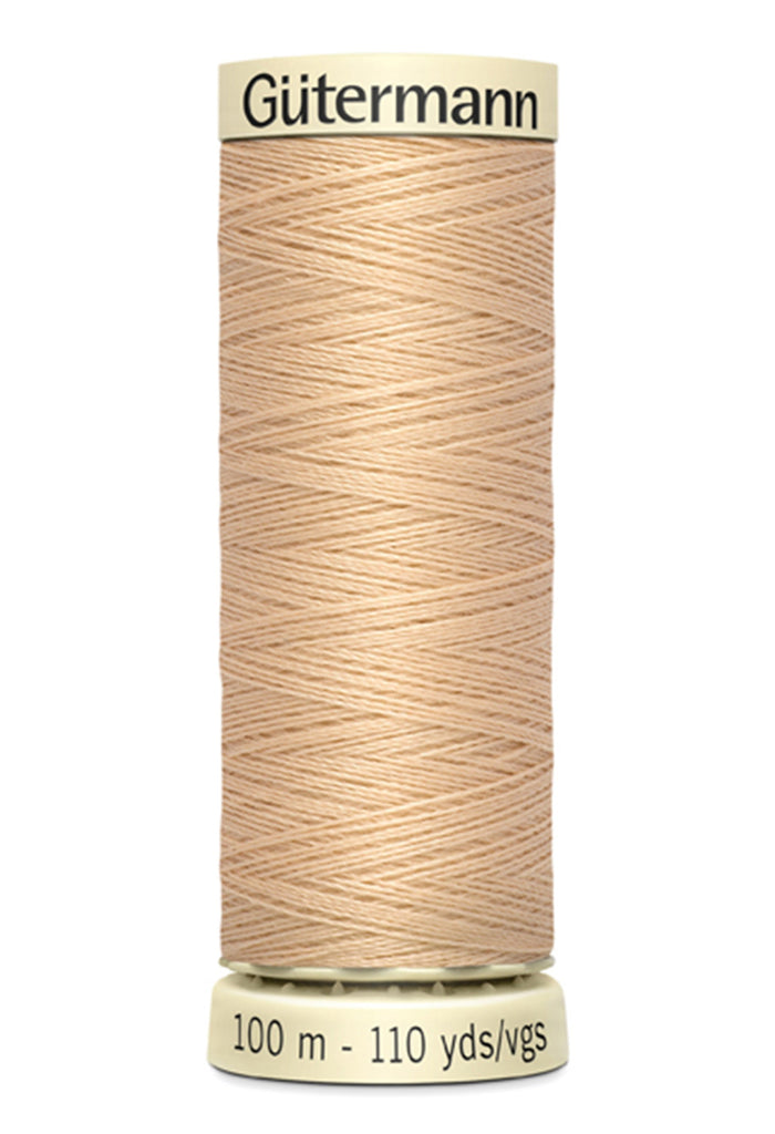 Gutermann Sew-All Polyester Thread 100m - Sahara 502