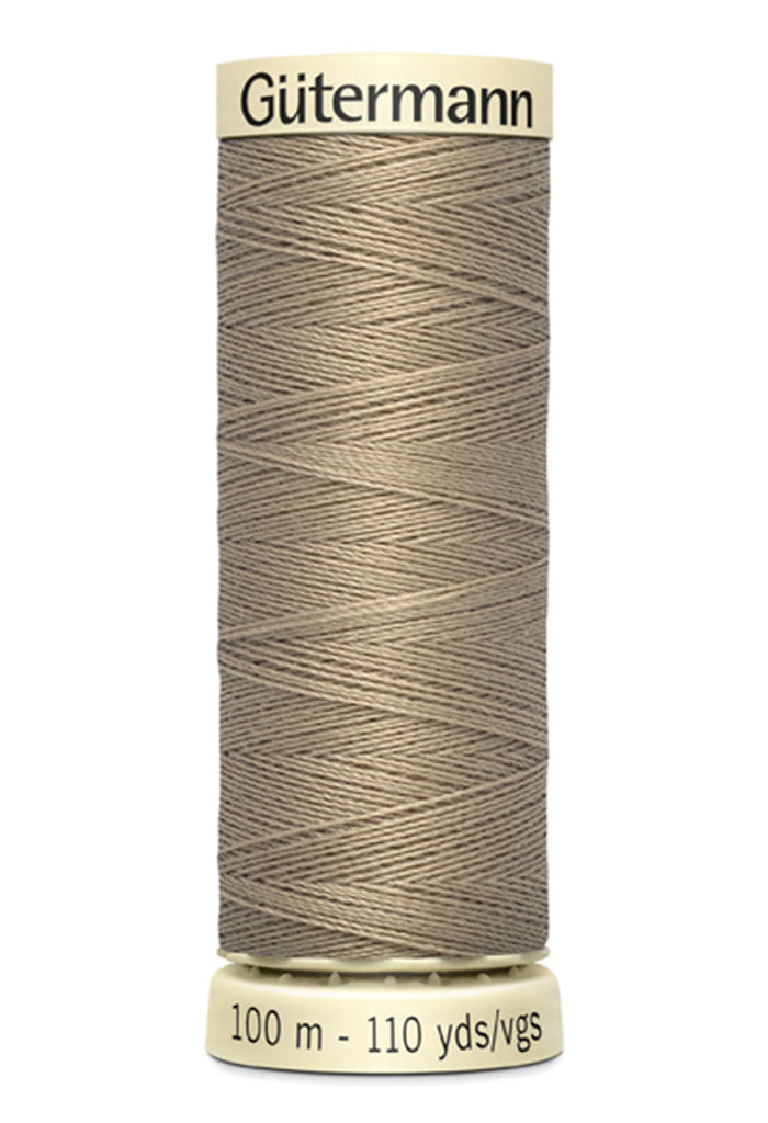 Gutermann Sew-All Polyester Thread 100m - Beige 509