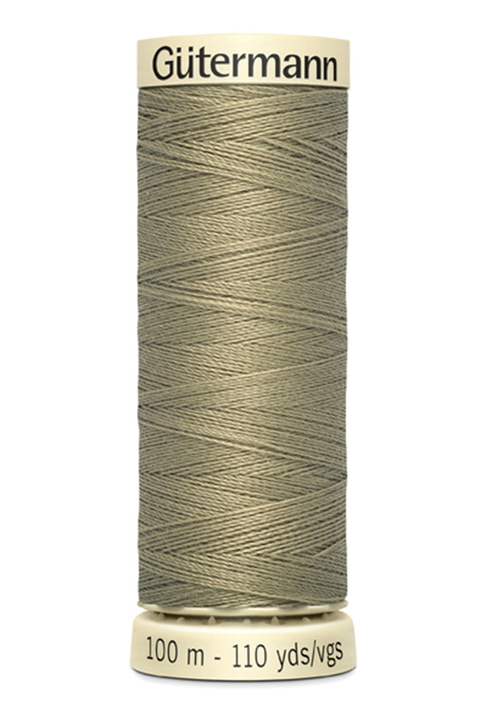 Gutermann Sew-All Polyester Thread 100m - Pebble 523