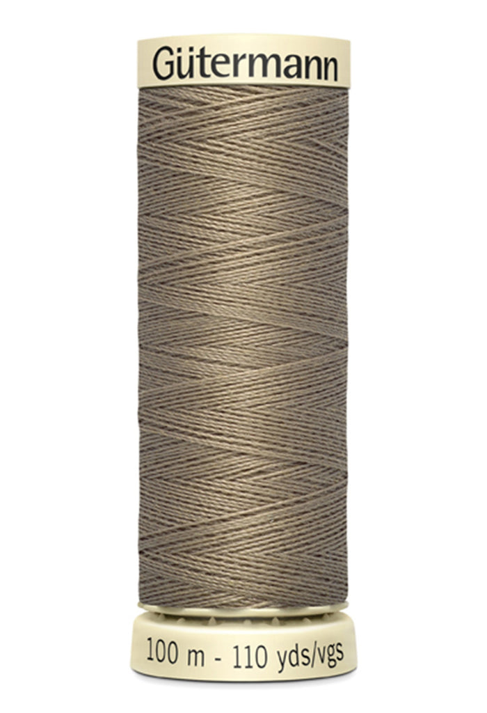 Gutermann Sew-All Polyester Thread 100m - Light Fawn 524