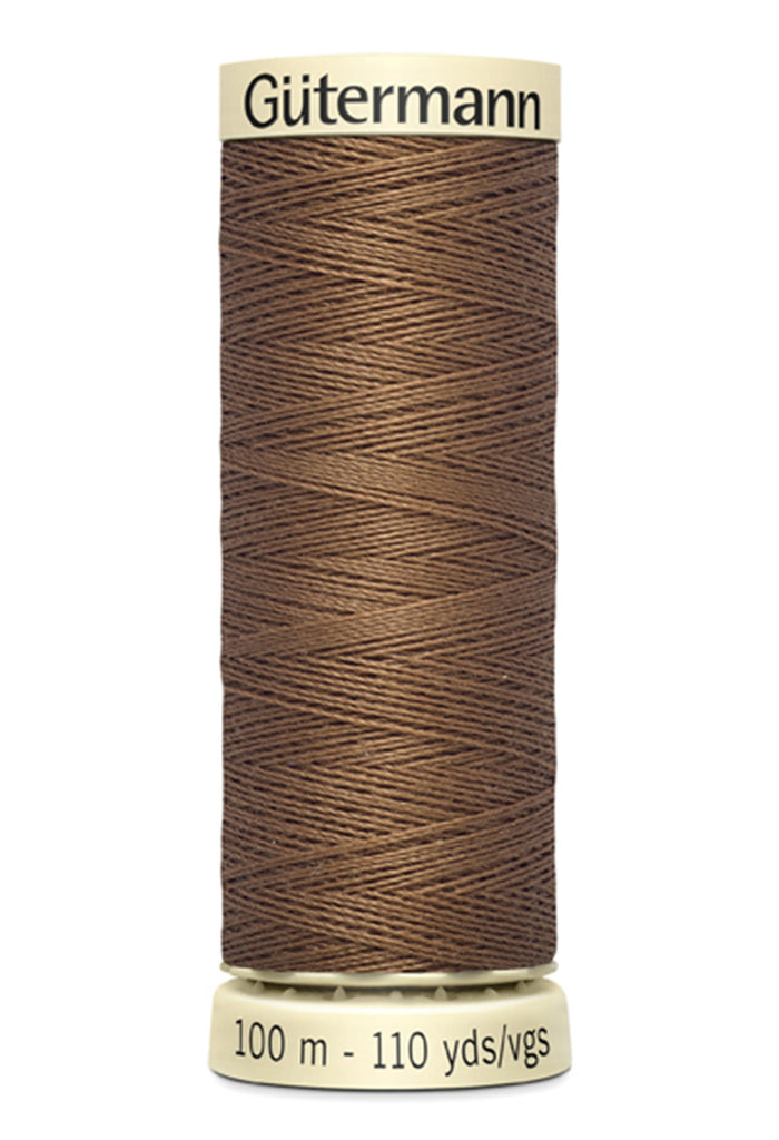 Gutermann Sew-All Polyester Thread 100m - Cork 548