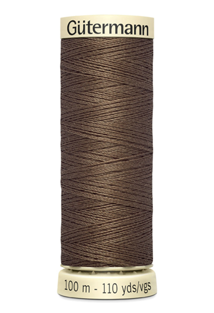 Gutermann Sew-All Polyester Thread 100m - Cocoa 551