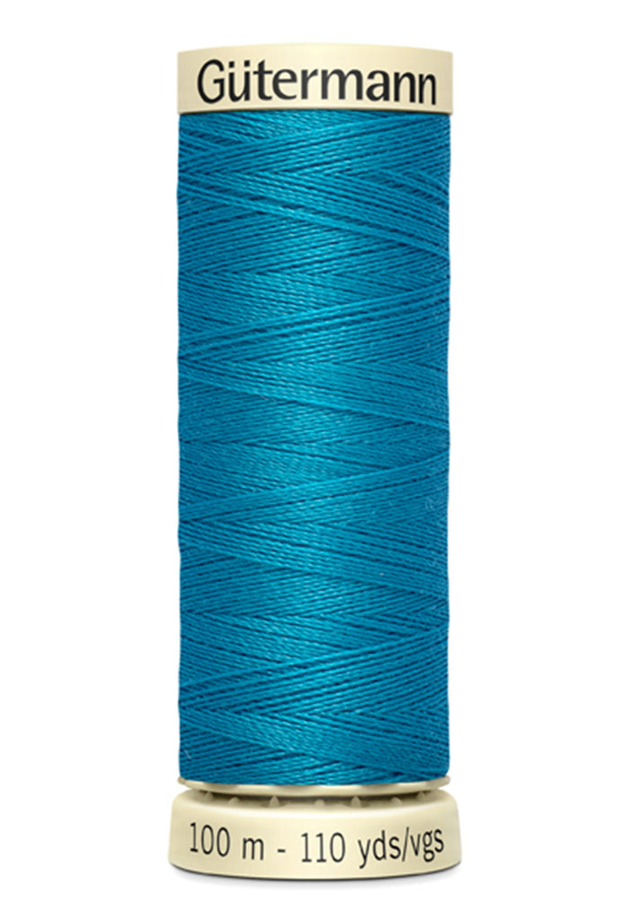 Gutermann Sew-All Polyester Thread 100m - River Blue 621