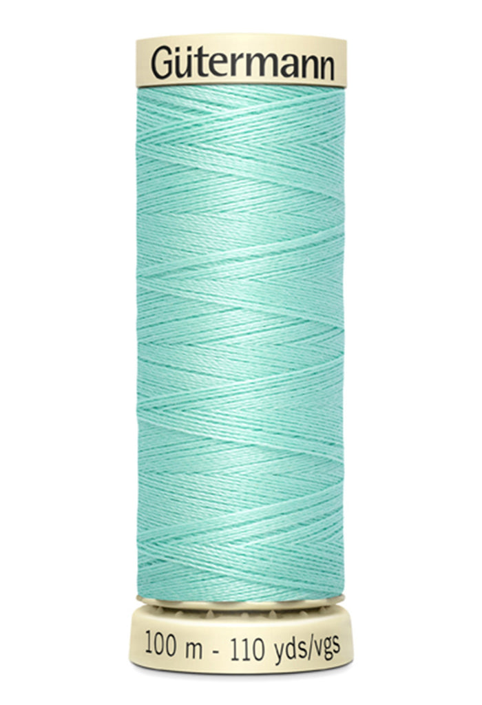 Gutermann Sew-All Polyester Thread 100m - Aqua 655