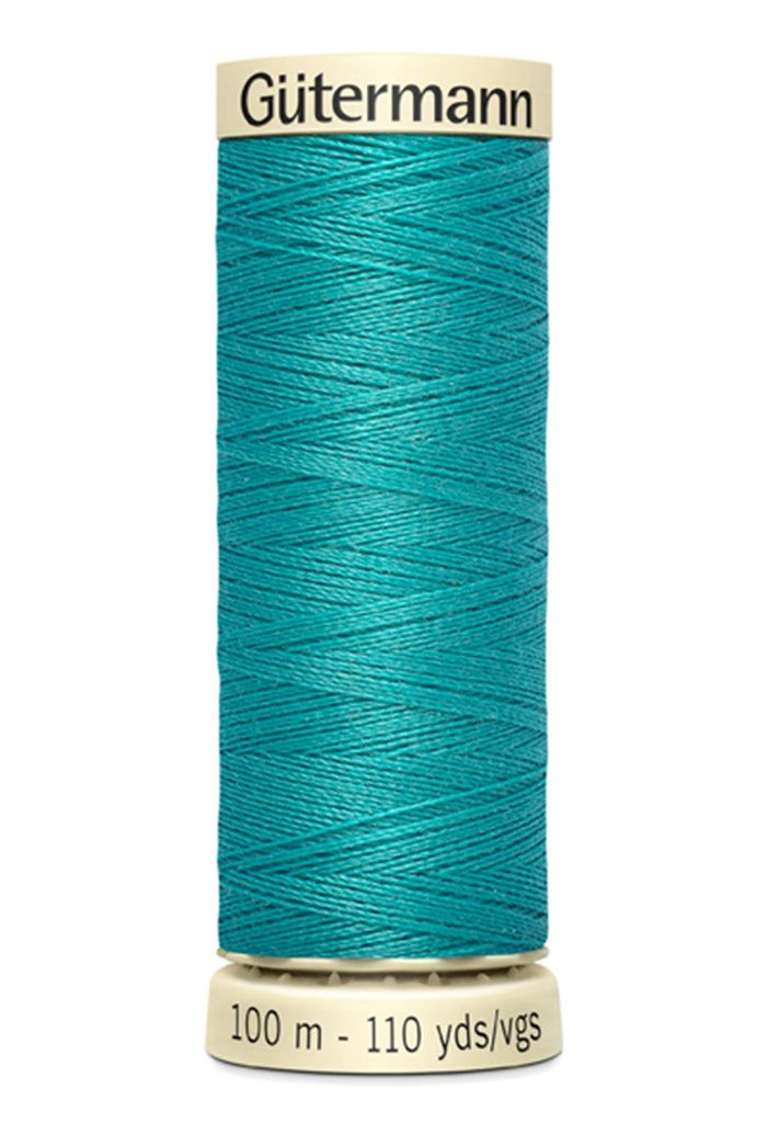 Gutermann Sew-All Polyester Thread 100m - Bright Peacock 670