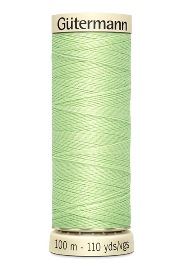 Gutermann Sew-All Polyester Thread 100m - Light Green 704