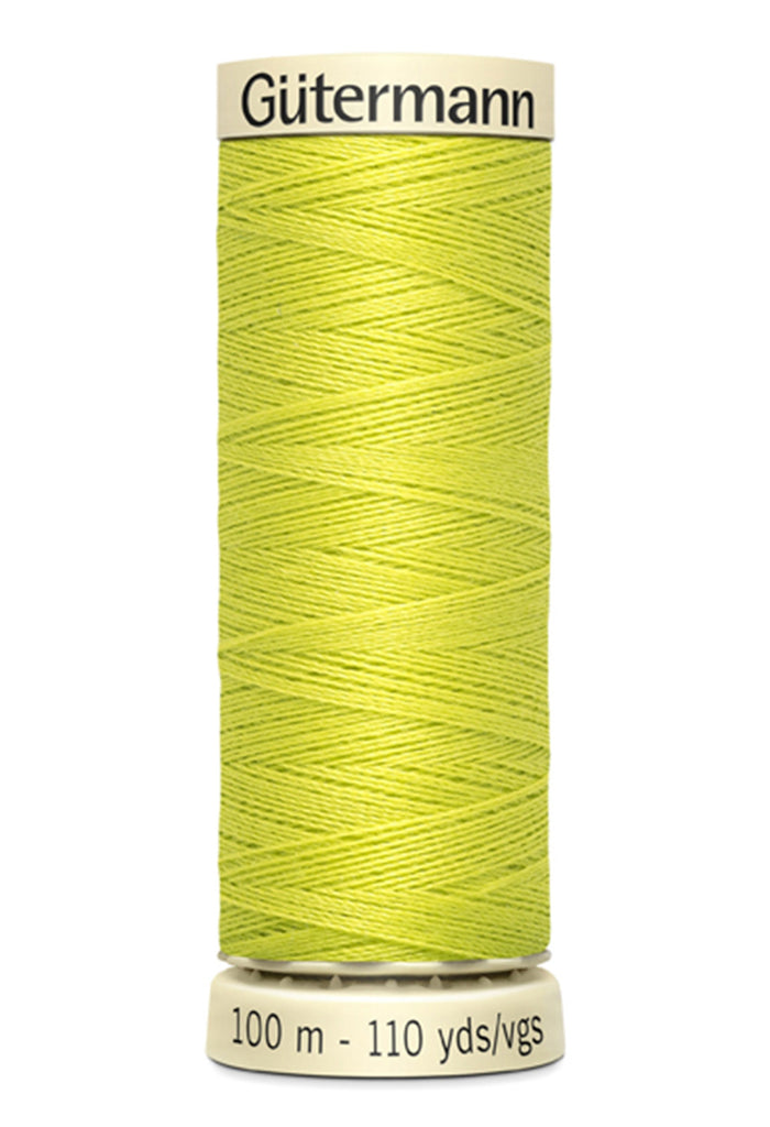 Gutermann Sew-All Polyester Thread 100m - Lime 712