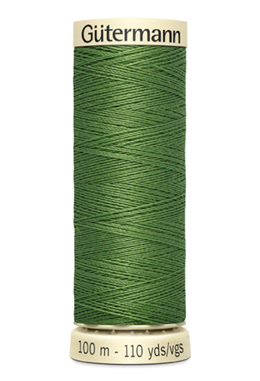 Gutermann Sew-All Polyester Thread 100m - Apple Green 768