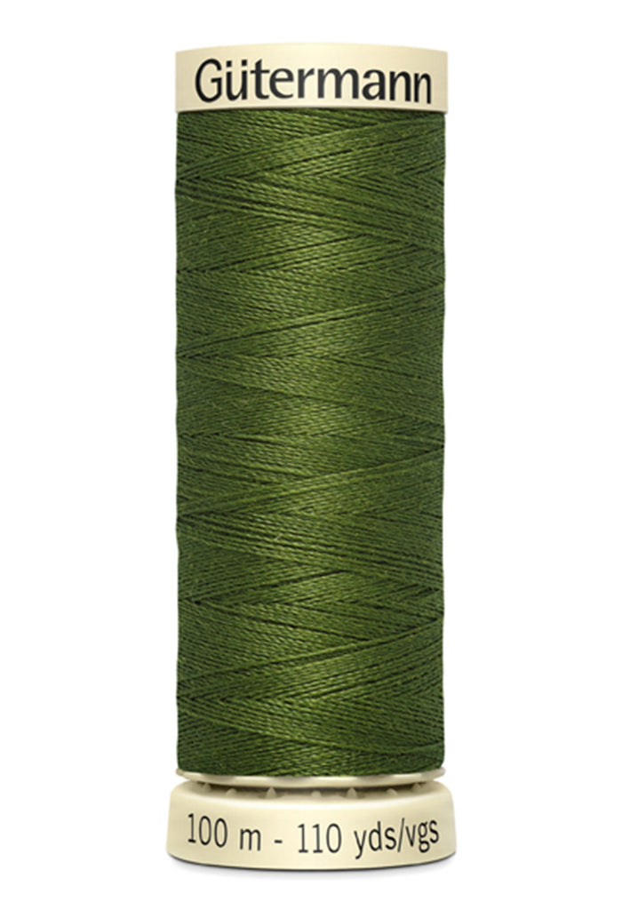 Gutermann Sew-All Polyester Thread 100m - Olive 780