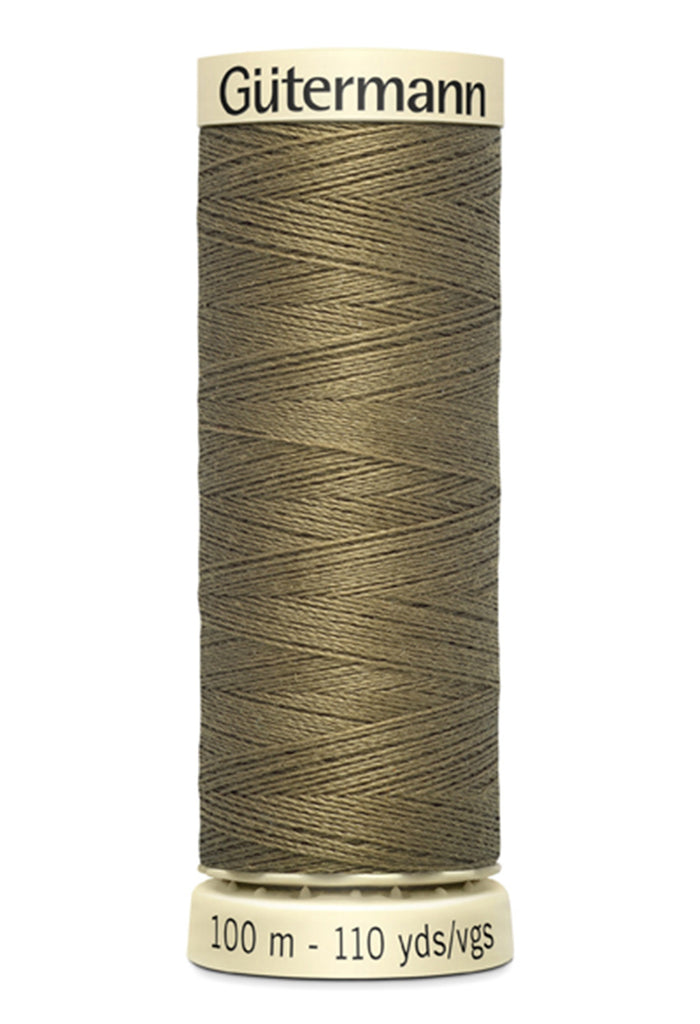 Gutermann Sew-All Polyester Thread 100m - Brown Olive 781