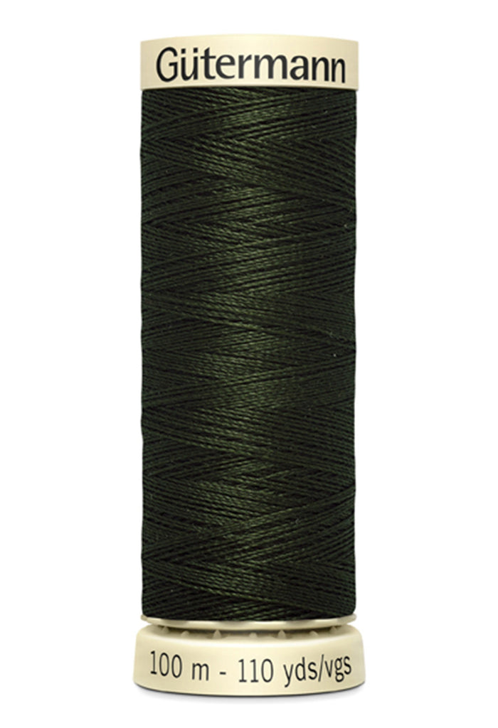 Gutermann Sew-All Polyester Thread 100m - Evergreen 793