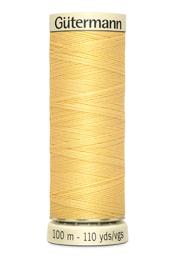 Gutermann Sew-All Polyester Thread 100m - Primrose 816
