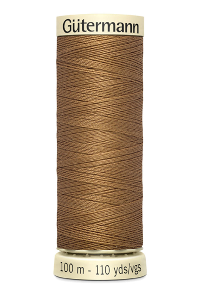 Gutermann Sew-All Polyester Thread 100m - Goldstone 875