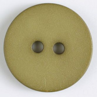 Polyamide Button with 2 holes - 20mm - Green