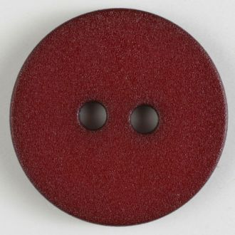 Polyamide Button with 2 holes - 30mm - Wine Red